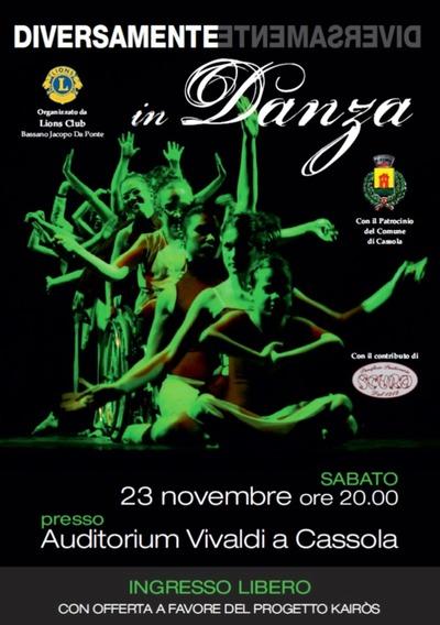 DIVERSAMENTE in Danza